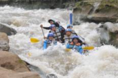 Rafting Kediri