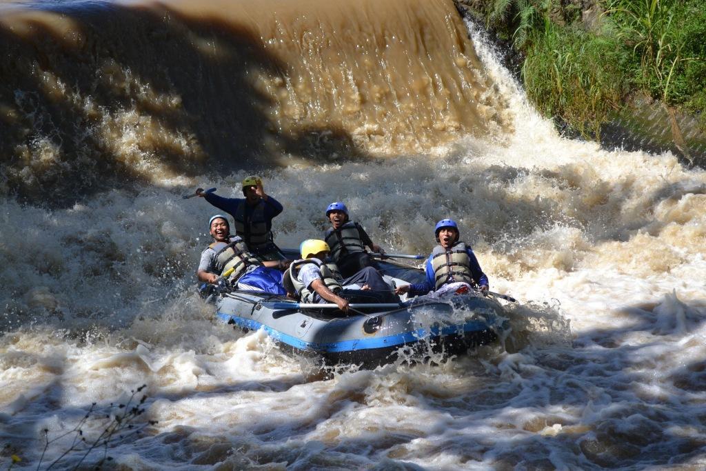 Kasembon Rafting- Rafting Dengan Debit Terbaik