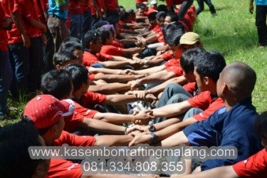 Games Outbound Malang - All Stand Up