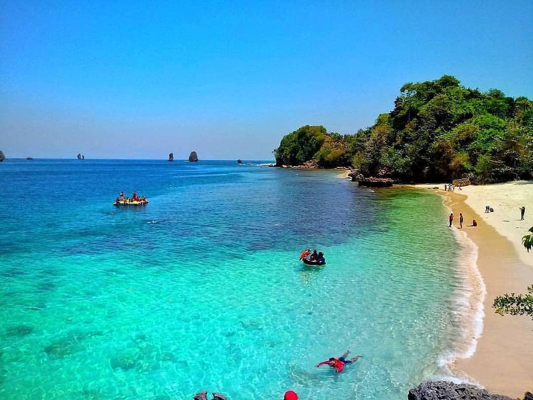 Wisata Pantai Malang Selatan