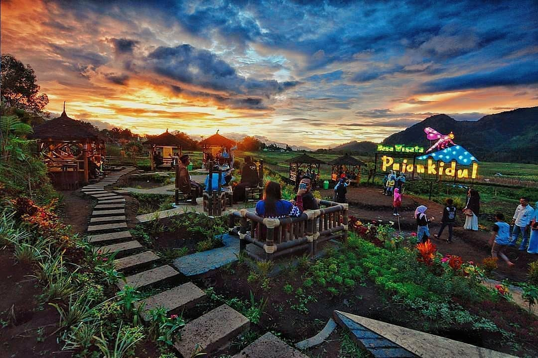 Wisata yang di bilang tempat romantis di Malang