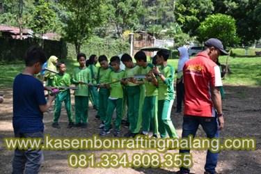 Lokasi Outbound Malang