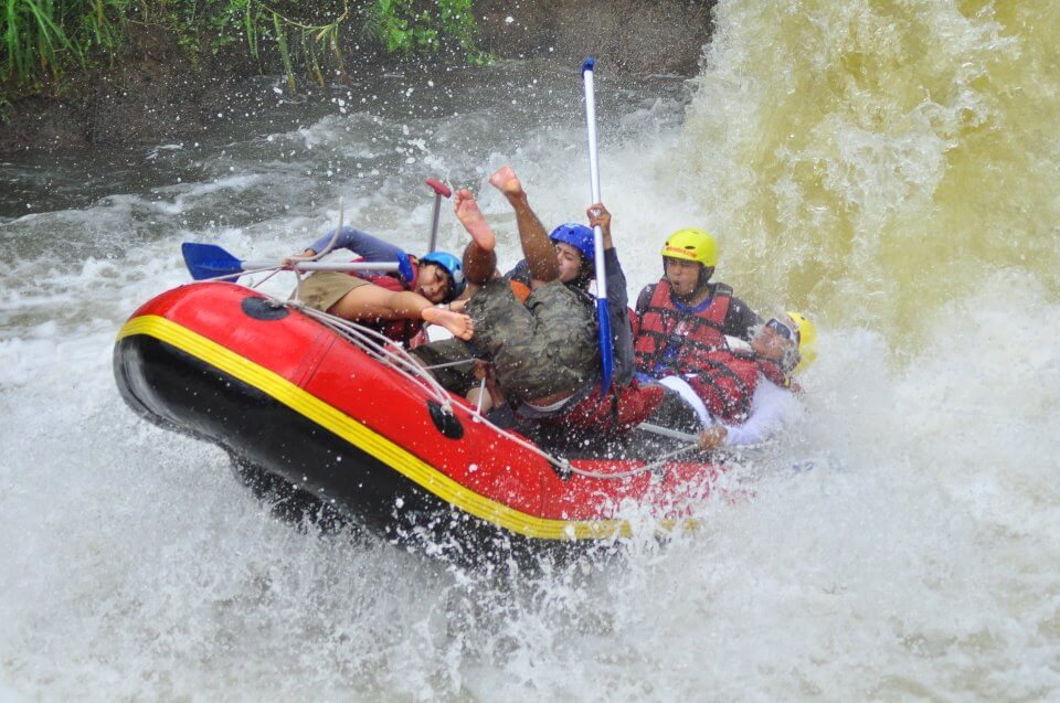 Tempat Rafting di Malang paling Menguji Adrenalin
